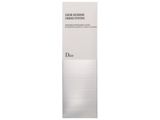 Zoom στο CHRISTIAN DIOR HOMME DERMO SYSTEM SOOTHING AFTER-SHAVE LOTION