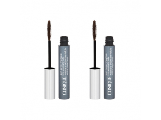 Zoom στο CLINIQUE LASH POWER MASCARA long- wear formula 04- dark chocolate