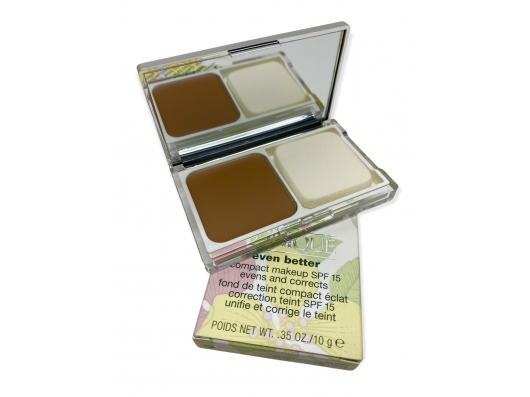 Zoom στο CLINIQUE EVEN BETTER COMPACT MAKEUP SPF15 Νο. 18- SAND 10g