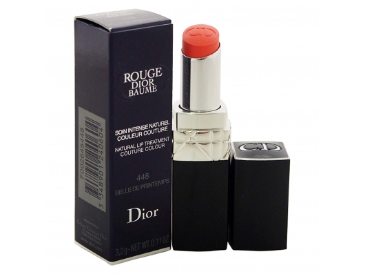 Zoom στο CHRISTIAN DIOR ROUGE DIOR BAUME natural lip treatment couture colour 3.2g
