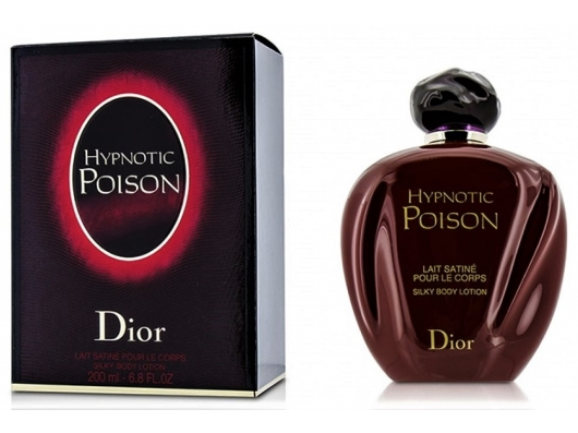 Zoom στο CHRISTIAN DIOR HYPNOTIC POISON SILKY BODY LOTION 200ml