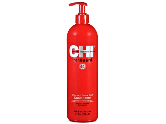 Zoom στο CHI Iron Guard 44 Thermal Protection Conditioner 739ml