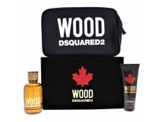 Zoom στο DSQUARED WOOD POUR HOMME EDT 100ml SPR (GIFT SET)