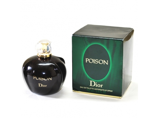 Zoom στο CHRISTIAN DIOR POISON EDT 100ml SPR