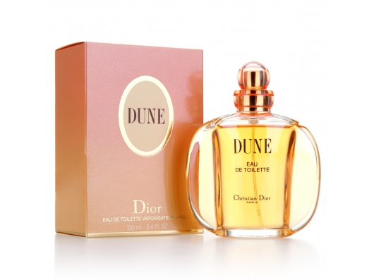 Zoom στο CHRISTIAN DIOR DUNE WOMAN EDT 100 ml SPR