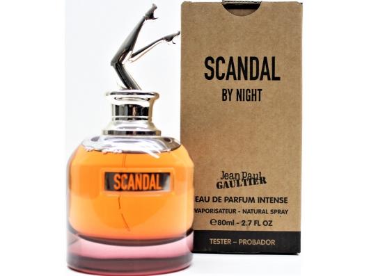 Zoom στο Jean Paul Gaultier SCANDAL BY NIGHT EDP 80ml SPR (tester)