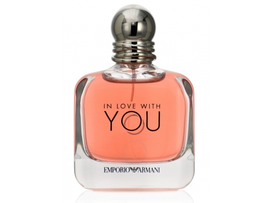 Zoom στο ARMANI IN LOVE WITH YOU EDP 100ml SPR (tester - UNBOXED)