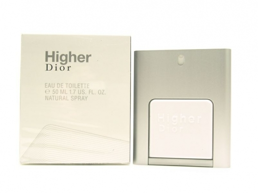 Zoom στο CHRISTIAN DIOR HIGHER MAN EDT 50ml SPR