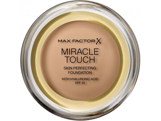 Zoom στο MAX FACTOR MIRACLE TOUCH SKIN PERFECTING FOUNDATION 078 GOLDEN BEIGH 11.5gr