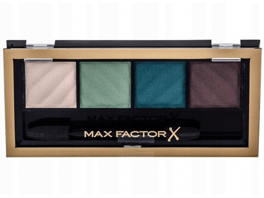 Zoom στο MAX FACTOR SMOKEY EYE MATTE DRAMA KIT MATTE FINISH 40 HYPNOTIC JADE