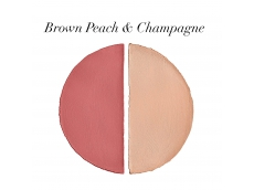Zoom στο MAX FACTOR MIRACLE CHEEK DUO BLUSH + HIGHLIGHT 20 BROWN PEACH & CHAMPAGNE 11gr