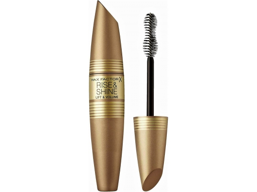 Zoom στο MAX FACTOR RISE & SHINE LIFT & VOLUME MASCARA 000 INTENSE BLACK 12ml