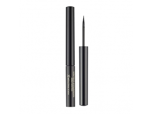 Zoom στο MAX FACTOR COLOUR X PERT WATERPROOF EYELINER 01 DEEP BLACK