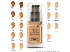 Zoom στο MAX FACTOR HEALTHY SKIN HARMONY MIRACLE FOUNDATION SPF20 30 PORCELAIN