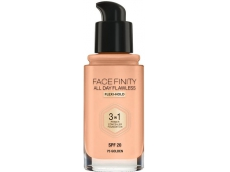 Zoom στο MAX FACTOR FACEFINITY ALL DAY FLAWLESS 3 IN 1 FOUNDATION SPF 20 GOLDEN No 75 30ml (NEW EDITION)