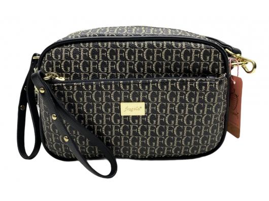 Zoom στο fragola Hand Bag K184 BLACK