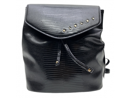 Zoom στο SISLEY 6HVUW13C2 00037 BACK BAG BLACK