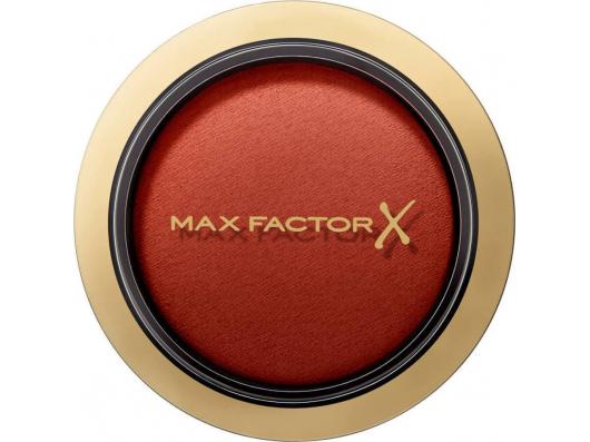 Zoom στο MAX FACTOR CREME PUFF BLUSH MATTE 55 STUNNING SIENNA
