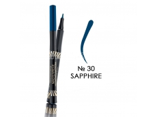 Zoom στο MASTERPIECE HIGH PRECISION LIQUID EYELINER 30 SAPPHIRE