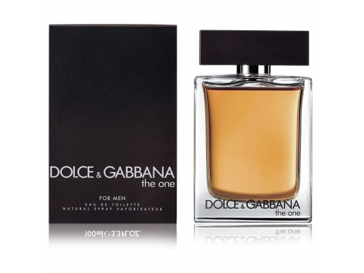 Zoom στο DOLCE & GABBANA THE ONE FOR MEN EDT 30ml SPR