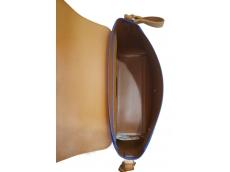 Zoom στο SISLEY 6GEUW13F1 00265 BLUE BROWN SHOULDER BAG