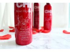 Zoom στο CHI Rose Hip Oil Color Nurture PROTECTING CONDITIONER 340ml