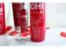 Zoom στο CHI Rose Hip Oil Color Nurture PROTECTING SHAMPOO 340ml