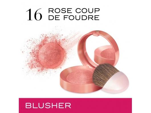 Zoom στο BOURJOIS Little Round Pot Blusher 16 Rose Coup de Foudre 2.5g