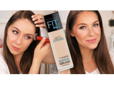 Zoom στο MAYBELLINE FIT me MATTE + PORELESS NORMAL TO OILY WITH CLAY 97 NATURAL PORCELAIN 30ml