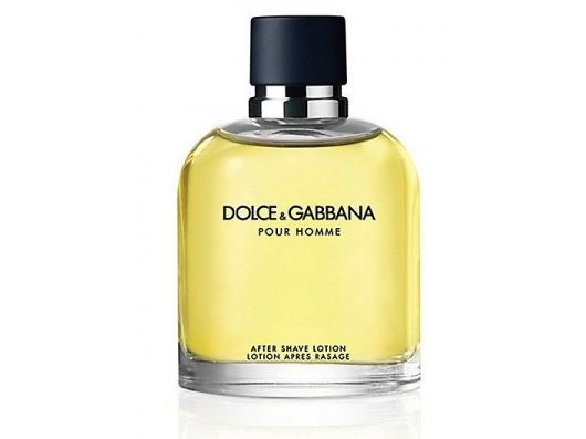 Zoom στο DOLCE & GABBANA POUR HOMME AFTER SHAVE LOTION 125 ml