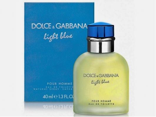 Zoom στο DOLCE & GABBANA LIGHT BLUE POUR HOMME EDT 40ml SPR