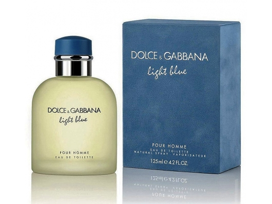 Zoom στο DOLCE & GABBANA LIGHT BLUE POUR HOMME EDT 125ml SPR