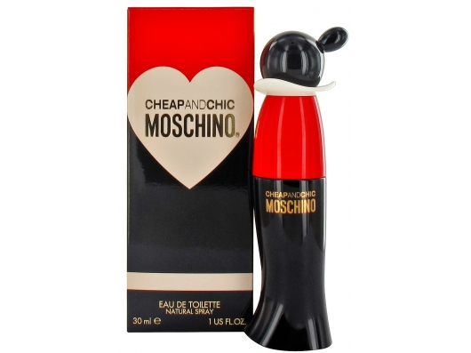 Zoom στο MOSCHINO CHEAP AND CHIC EDT 30ml SPR