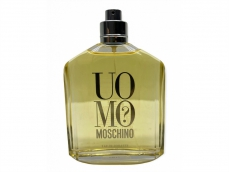 Zoom στο MOSCHINO UOMO EDT 125ml SPR (tester)