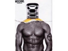 Zoom στο MOSCHINO UOMO EDT 125ml SPR