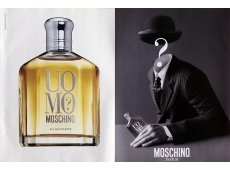 Zoom στο MOSCHINO UOMO EDT 40ml SPR