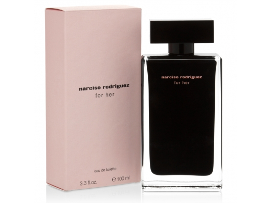 Zoom στο NARCISO RODRIGUEZ RODRIGUEZ FOR HER EDT 100ml SPR