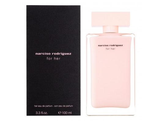 Zoom στο NARCISO RODRIGUEZ RODRIGUEZ FOR HER EDP 100ml SPR