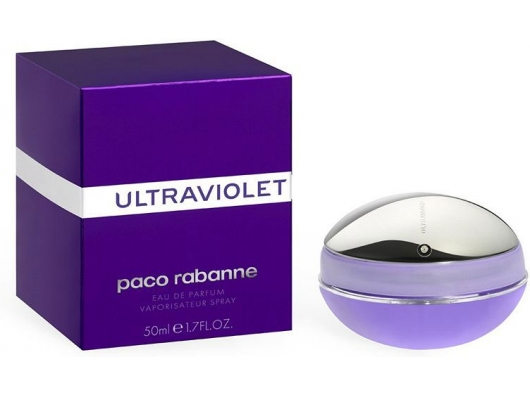 Zoom στο PACO RABANNE ULTRAVIOLET WOMAN EDP 50ml SPR