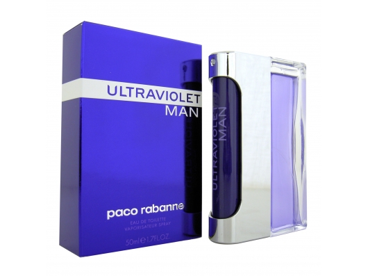 Zoom στο PACO RABANNE ULTRAVIOLET MAN EDT 50ml SPR