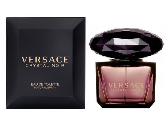 Zoom στο VERSACE CRYSTAL NOIR EDT 90ml SPR