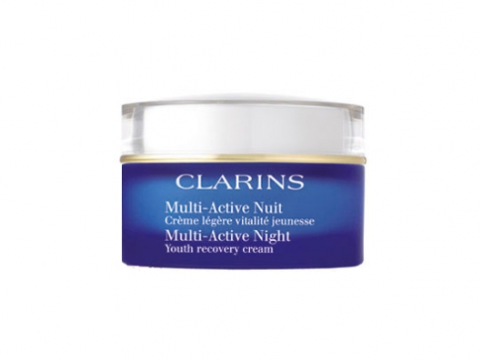 Zoom στο CLARINS MULTI ACTIVE 1rst SINGS NUIT CREAM (Normal-Comb)