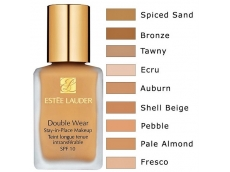 Zoom στο ESTEE LAUDER DOUBLE WEAR SPF 10 MAKE UP 30ml