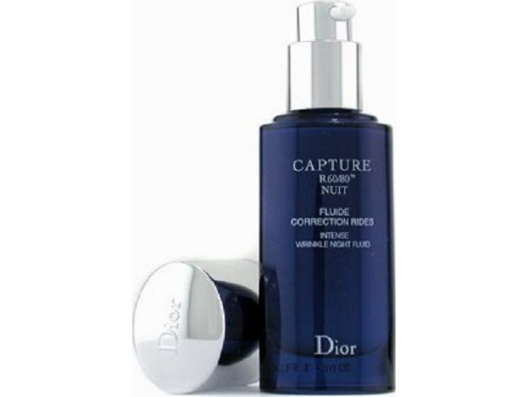 Zoom στο CHRISTIAN DIOR CAPTURE R 60/80 NUIT FLUIDE CORRECTION RIDES NIGHT 30 ML.