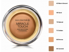 Zoom στο MAX FACTOR MIRACLE TOUCH MAKE UP WARM ALMOND No 045 11.5gr