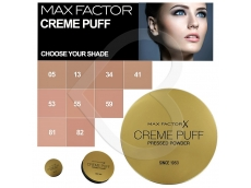 Zoom στο MAX FACTOR CREME PUFF PRESSED POWDER 05 TRANSLUCENT 21gr