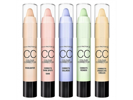 Zoom στο MAX FACTOR CC COLOUR CORRECTOR