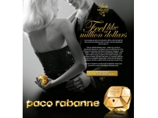 Zoom στο PACO RABANNE MILLION LADY DEO SPRAY 150ml SPR