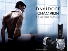 Zoom στο DAVIDOFF CHAMPION AFTER SHAVE LOTION 90 ml