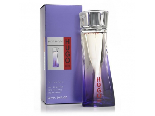 Zoom στο BOSS HUGO BOSS PURE PURPLE EDP 90ml SPR